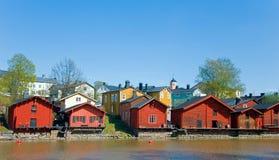 finland porvoo Obrazy Royalty Free