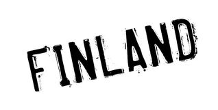Finland rubber stamp. Grunge design with dust scratches. Effects can be easily removed for a clean, crisp look. Color is easily changed Stock Images