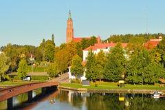 Finland, Savonlinna Royalty Free Stock Image