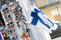 finland souvenir Royaltyfri Fotografi