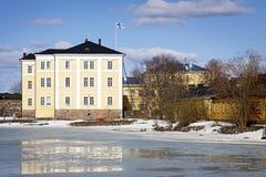 Finland: Spring in Helsinki Royalty Free Stock Photos