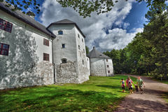 Finland Turku Castle Stock Image