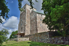 Finland Turku Castle Stock Photos