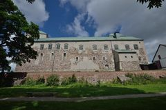Finland Turku Castle Stock Photo