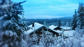 Finland van het nieuwjaar Stock Foto's