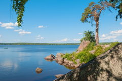 finland zatoka Zdjęcie Royalty Free