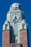 finland zegarowy wierza Helsinki zdjęcia stock