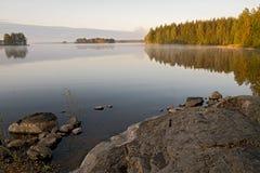 Finlandia 2009 Saima 3 Fotografía de archivo libre de regalías