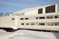 Finlandia Hall Royalty Free Stock Photo