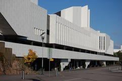Finlandia Hall, Helsinki Stockfotos