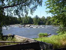 Finlandia, Kotka Zdjęcia Royalty Free