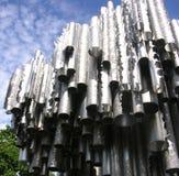 finlandssvensk stor monumentsibeli för kompositör till yanaen Arkivfoto