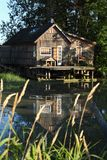 Finn Slough House Royalty Free Stock Image
