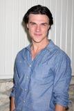 """Finn Wittrock komt bij de Clubmiddagmaal het van de """"Al Mijn Kinderen"""" 2010 Ventilator aan Royalty-vrije Stock Foto"""
