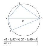 Finna diagonalen av fyrsidingen Royaltyfria Foton