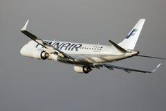 Finnair θλεμψραερ erj-190LR Στοκ Εικόνες