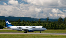 Finnair Photo stock