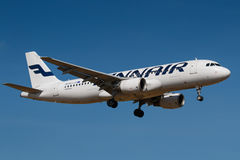 Finnair zdjęcia royalty free