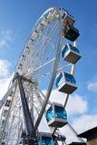 Finnair sky wheel, Helsinki Finland Royalty Free Stock Images