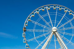 Finnair Sky Wheel in Helsinki, Finland Royalty Free Stock Photography