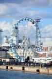 Finnair Sky Wheel Royalty Free Stock Photo