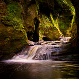Finnich Glen Royalty Free Stock Photos