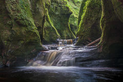 Finnich Glen Stock Images