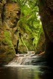 Finnich Glen Scotland Royalty Free Stock Images