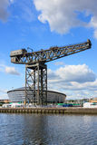 The Finnieston Crane Royalty Free Stock Image