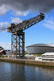 The Finnieston Crane Royalty Free Stock Photography