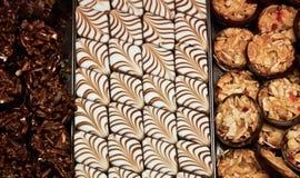 Finnische Süßigkeit Stockbild
