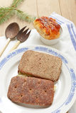 Finnisches Brot Lizenzfreies Stockfoto