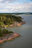 Finnish Archipelago Royalty Free Stock Image