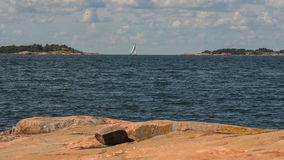 The finnish archipelago Royalty Free Stock Images