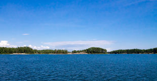 Finnish Archipelago Royalty Free Stock Images