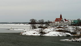 Finnish Archipelago, Helsinki Royalty Free Stock Photography