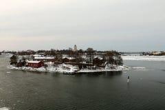 Finnish Archipelago, Helsinki Stock Images