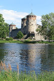 Finnish castle Royalty Free Stock Photography