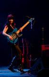 Finnish - european - blues artist, vocalist, guita Royalty Free Stock Image