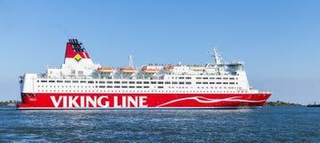 The Finnish Ferry Viking Line MS Mariella Stock Photo