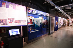 The Finnish Hockey Hall of Fame Stock Images