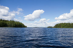 Finnish Lake Stock Photos