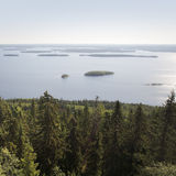 Finnish landscape Royalty Free Stock Photography