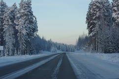 Finnish Lapland Stock Photography