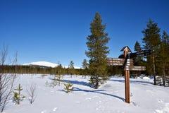 Finnish Lapland stock photos