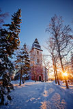 Finnish naantali Stock Photography