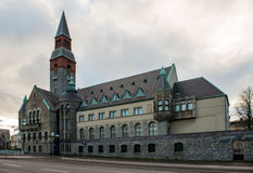 Finnish National Museum in Helsinki Stock Photography