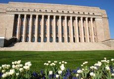Finnish Parliament Royalty Free Stock Photos
