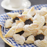 Finnish puff pastries Stock Photography