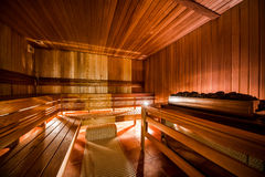 Free Finnish Sauna Royalty Free Stock Images - 35002619